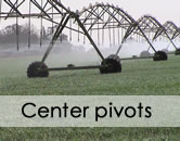 Application fields. Center Pivots